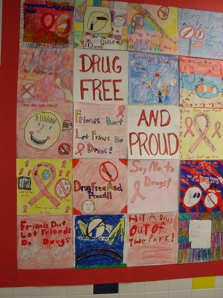 Spearville Schools Usd 381 Red Ribbon Week Activities